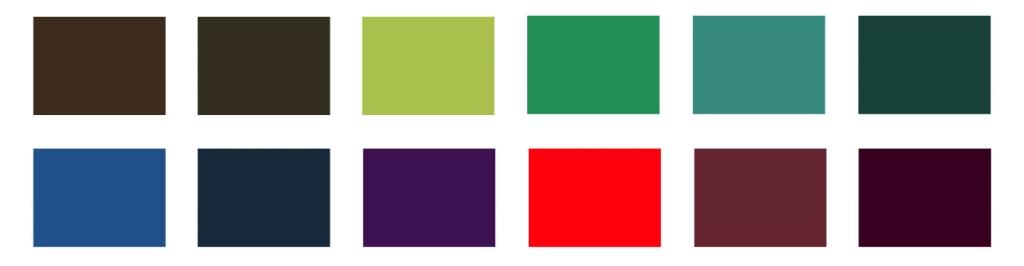 colores favorecen a morenas