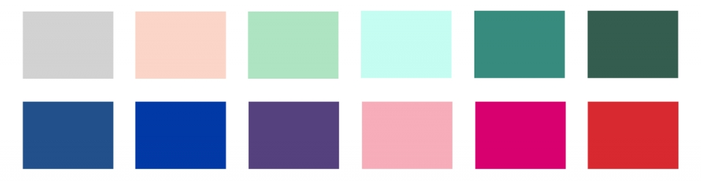 colores que favorecen a rubias