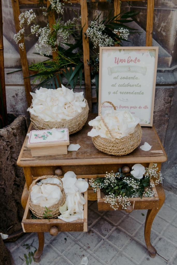 decoracion floral boda