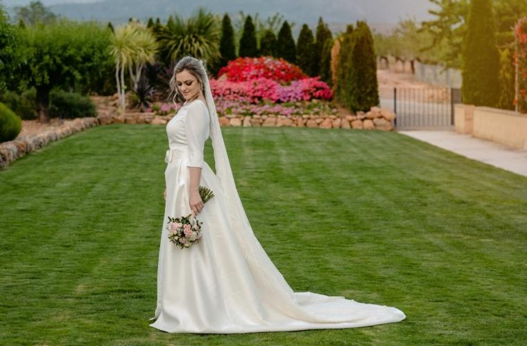 cambio vestido de novia