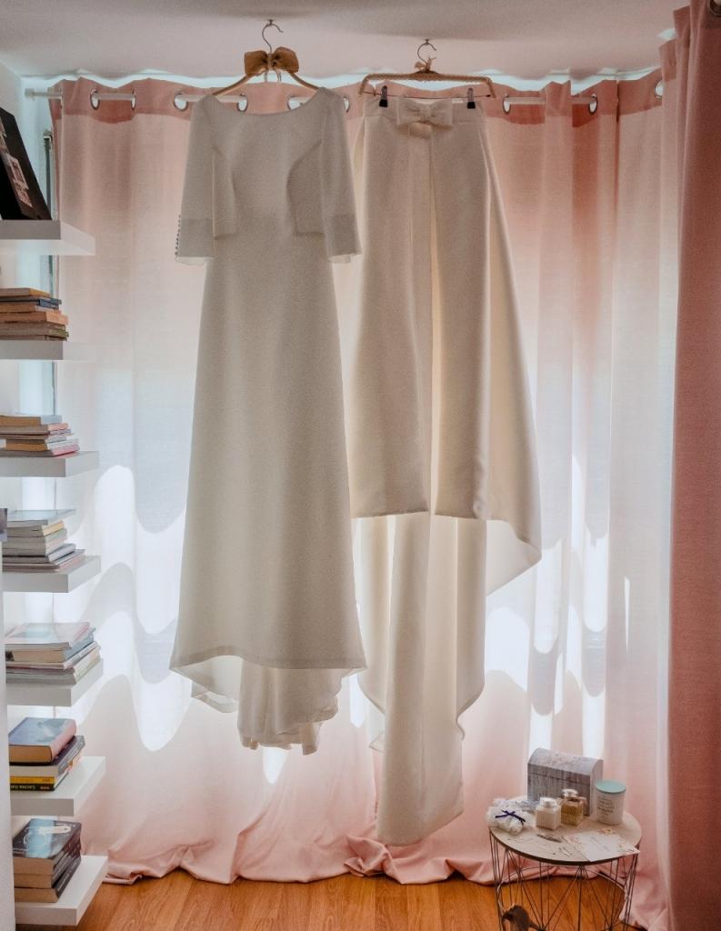 ventajas de diseñar tu vestido de novia