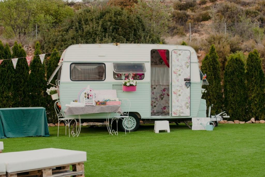 caravana photocall boda
