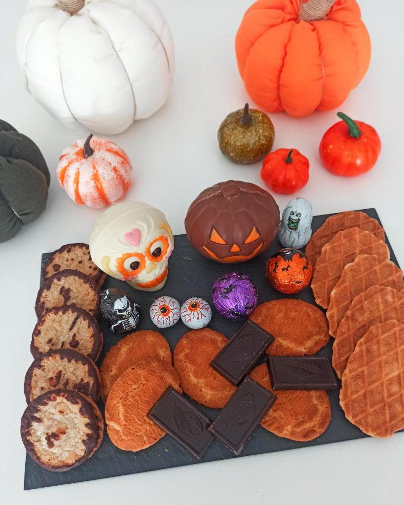 ideas comida Halloween