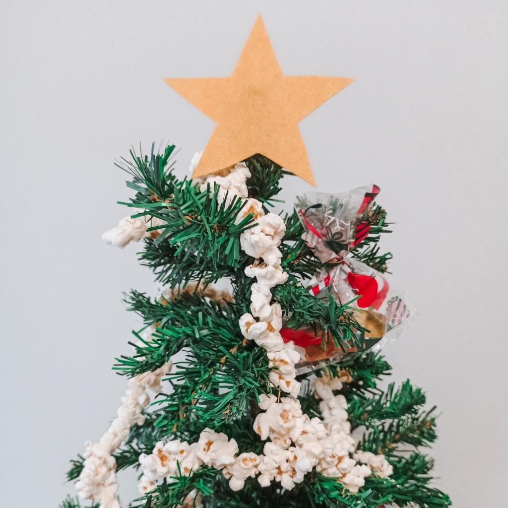 arbol de navidad DIY