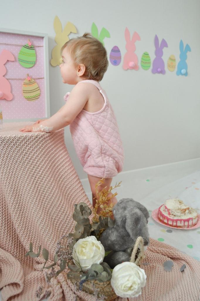 ideas smash cake en casa