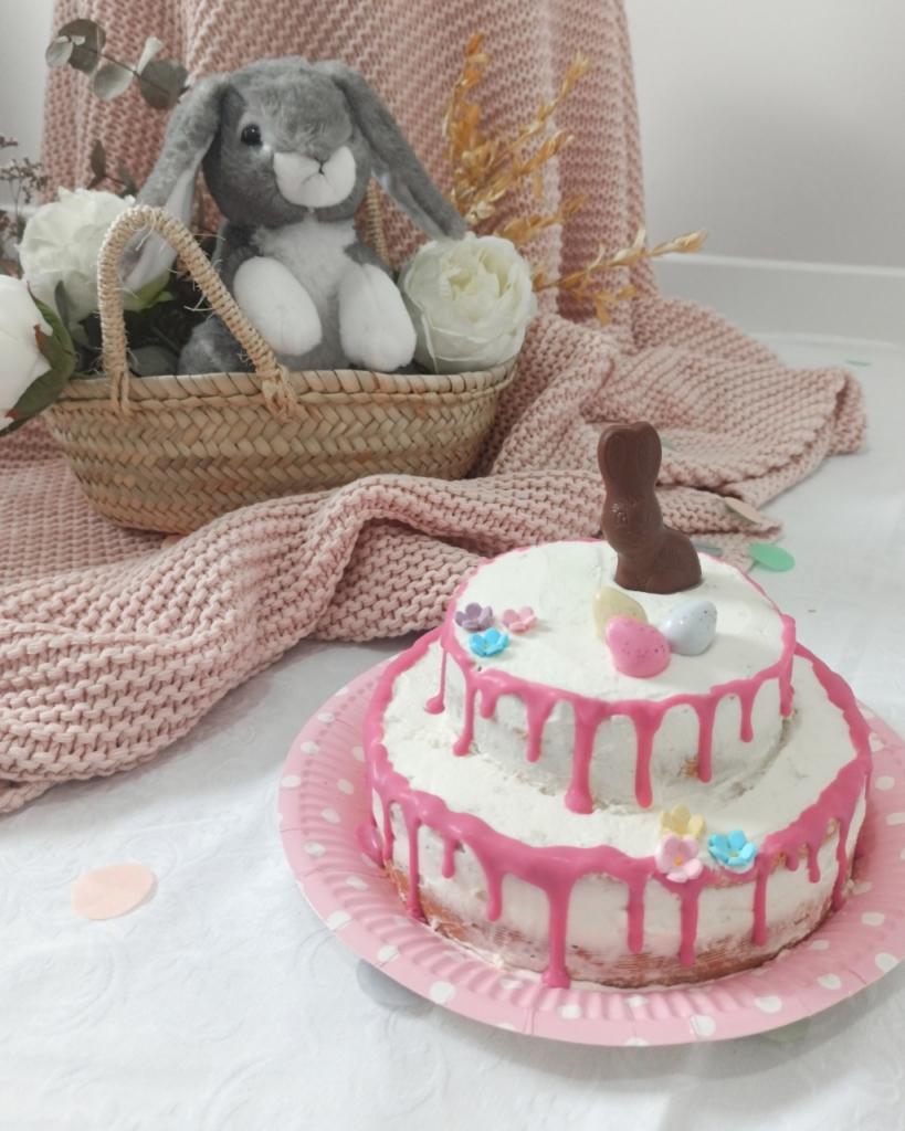 receta tarta smash cake