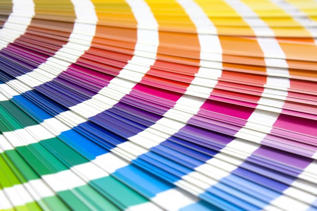 colores tipologías