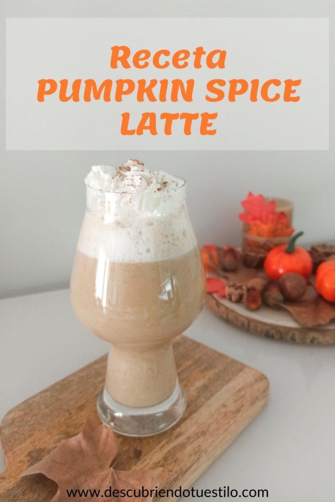 café especiado receta