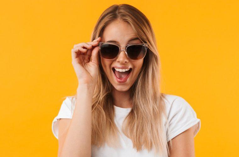 gafas de sol según rostro